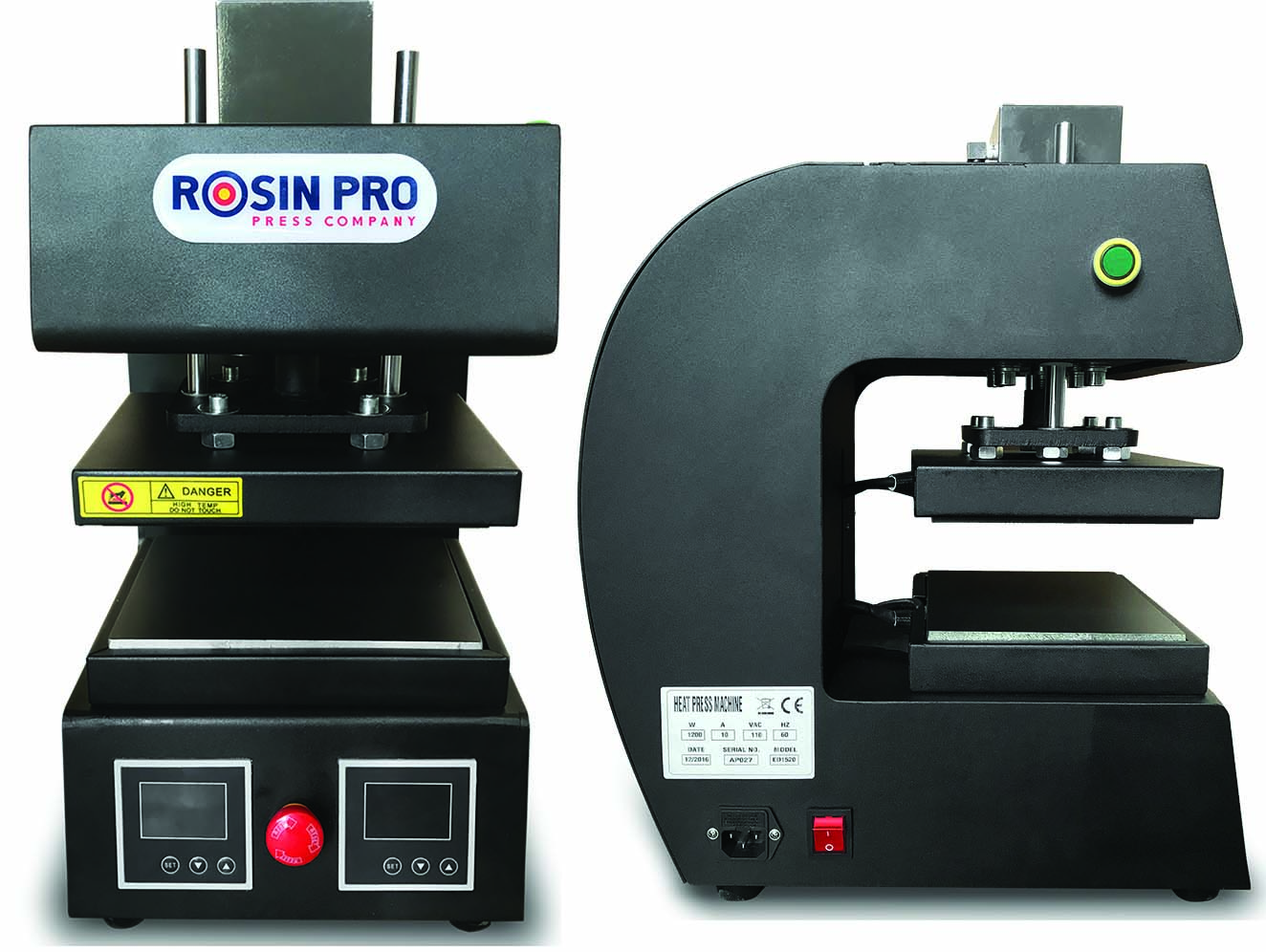 ROSIN PRO PRESS Auto Electirc